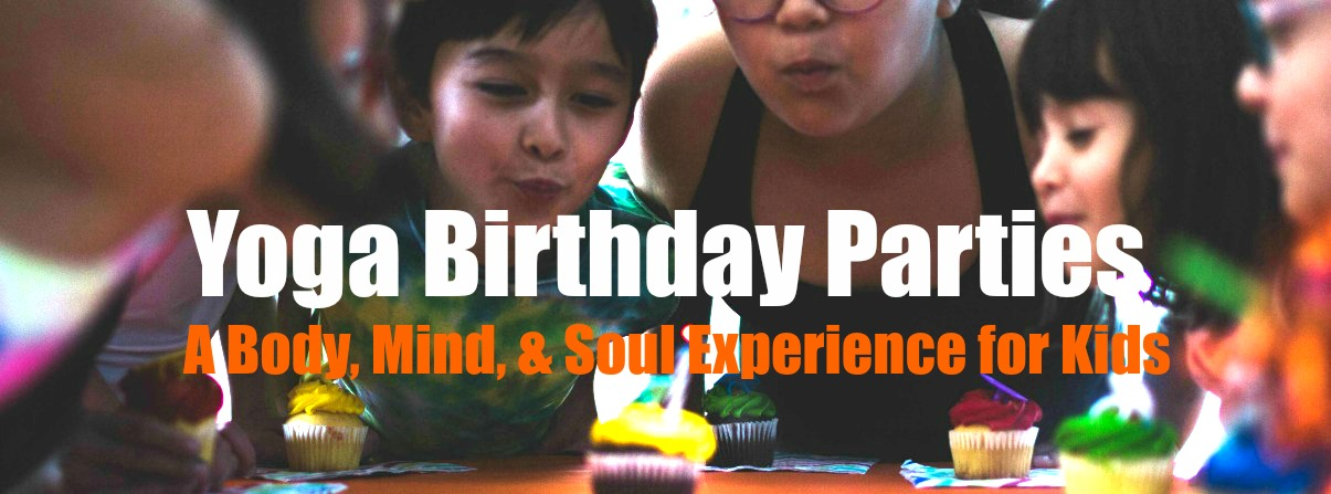 bday party web banner