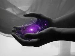 Reiki Hands - Galaxy