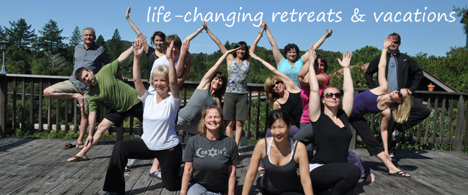 Yoga Retreats with Downtown Yoga