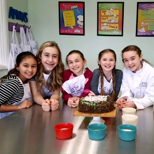 Young Chefs Academy Classes