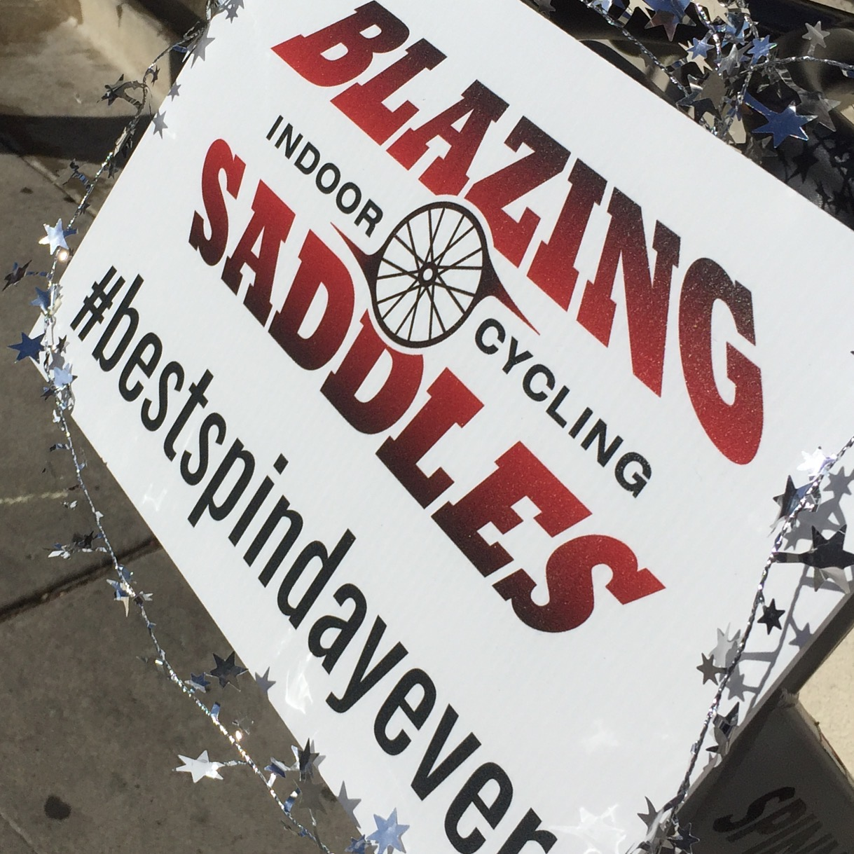 The Best Spin Day Ever at Blazing Saddles Indoor Cycling