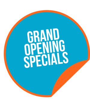 Grand Opening Specials Burn Fitness