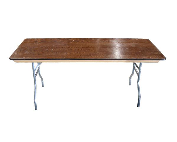 Table, 6ft Banquet