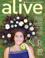 Alive Magazine Cover