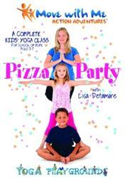 Pizza Party DVD