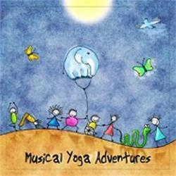 Musical Yoga Adventures CD