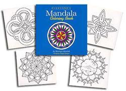 Everyone's Mandala Coloring Book Volume I
