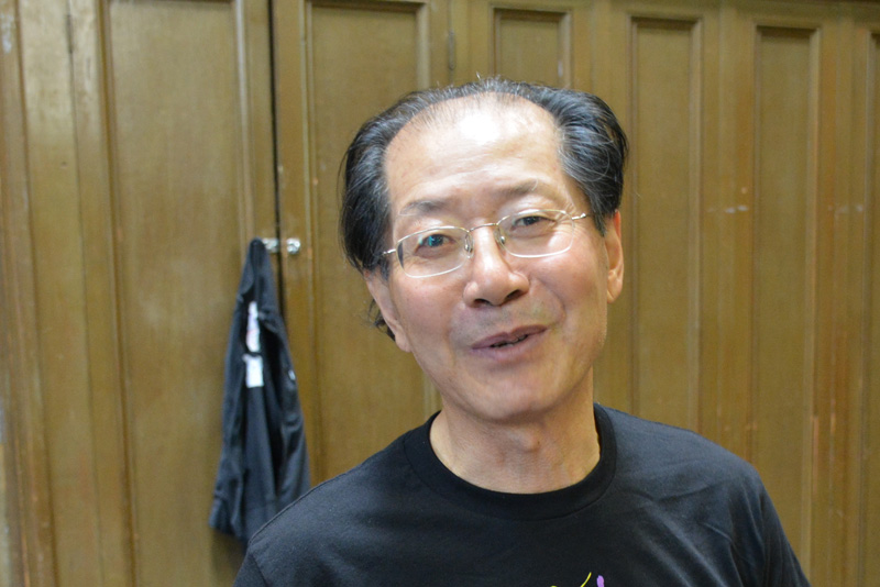 Lu Yi | Artistic Director Emeritus | Circus Center