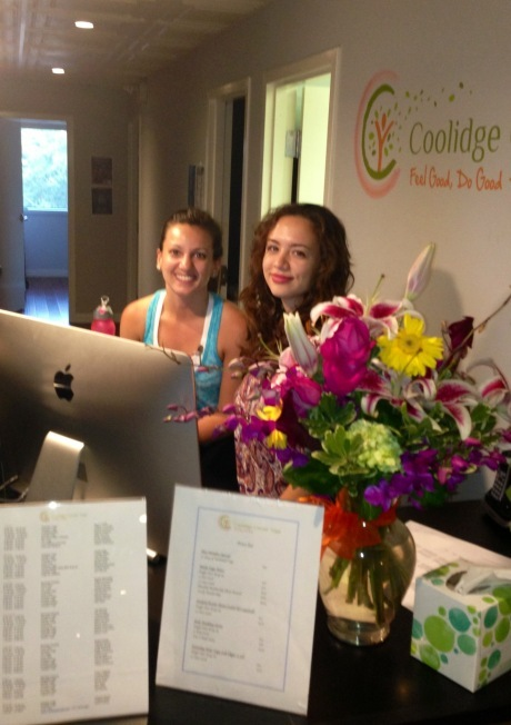 Work Exchange Program at Coolidge Yoga