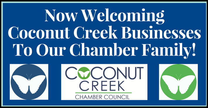 Coconut Creek Welcome Image