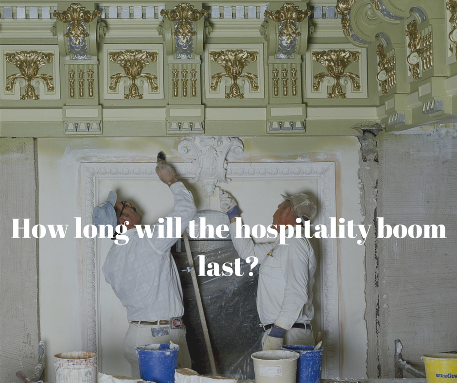 If You Build in Hospitality, Time to Expand Your Horizons