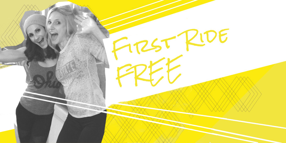 First Indoor Cycling Ride Free at Cycle614 in Columbus, OH