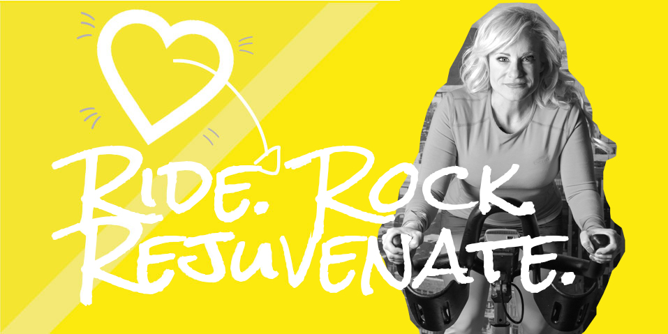 Ride. Rock. Rejuvenate. at Cycle614 in Columbus, OH