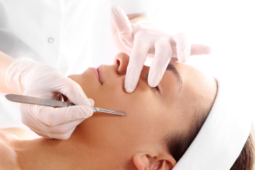 Dermaplaning at Dermani Medspa