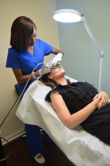 Microdermabrasion at Dermani Medspa