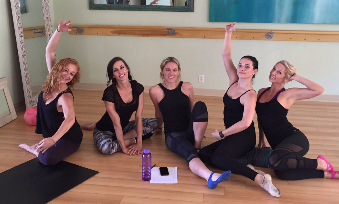 Teacher Training at Desa Prana Pilates Yoga & Barre Studio