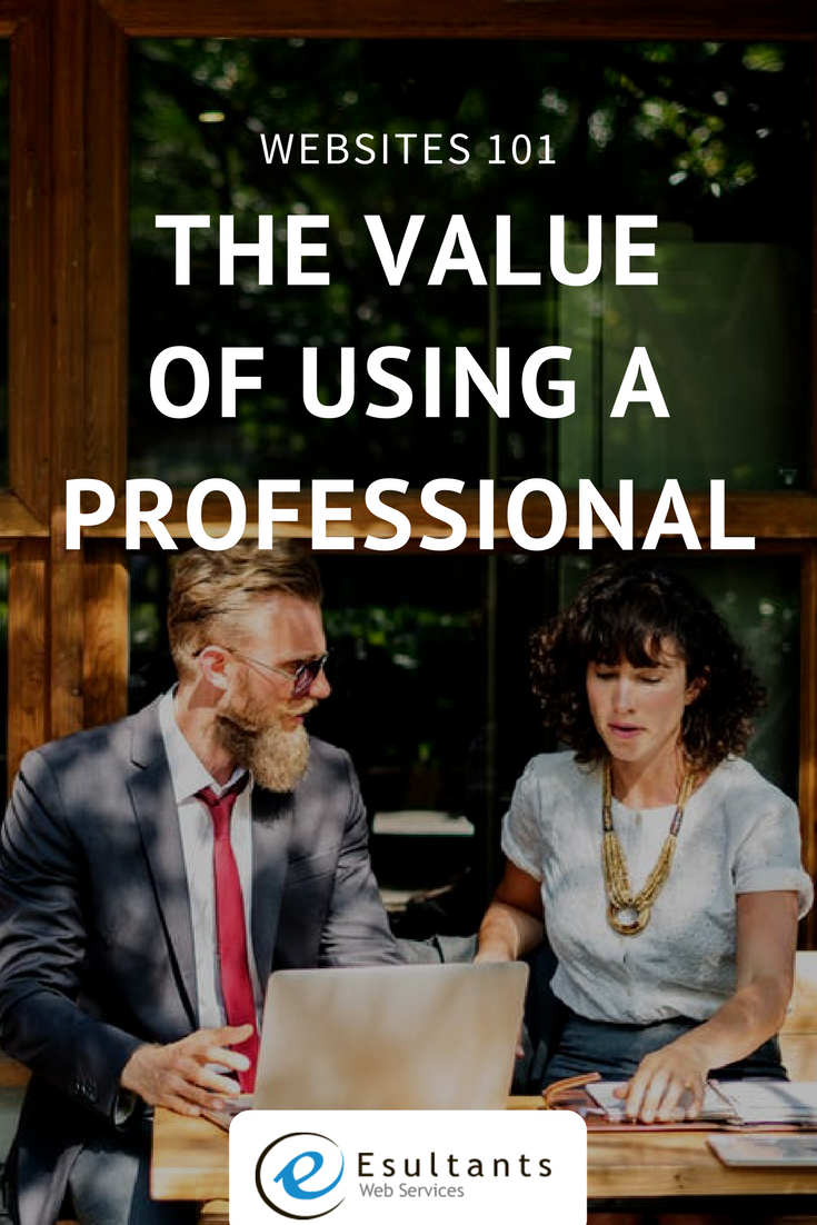 The Value of Professional Web Design