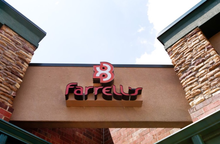 Storefront of Farrell's Altoona