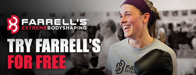 Try Farrell's eXtreme Bodyshaping for Free!