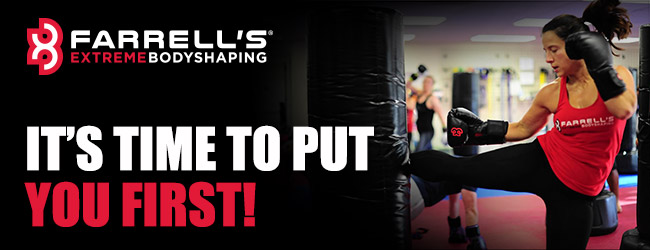 Female Kickboxing at Farrell's eXtreme Bodyshaping