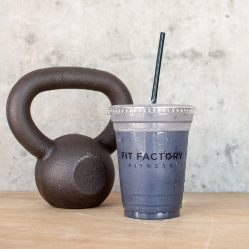 Fuel Bar Smoothies at Fit Factory Fitness in Toronto, ON