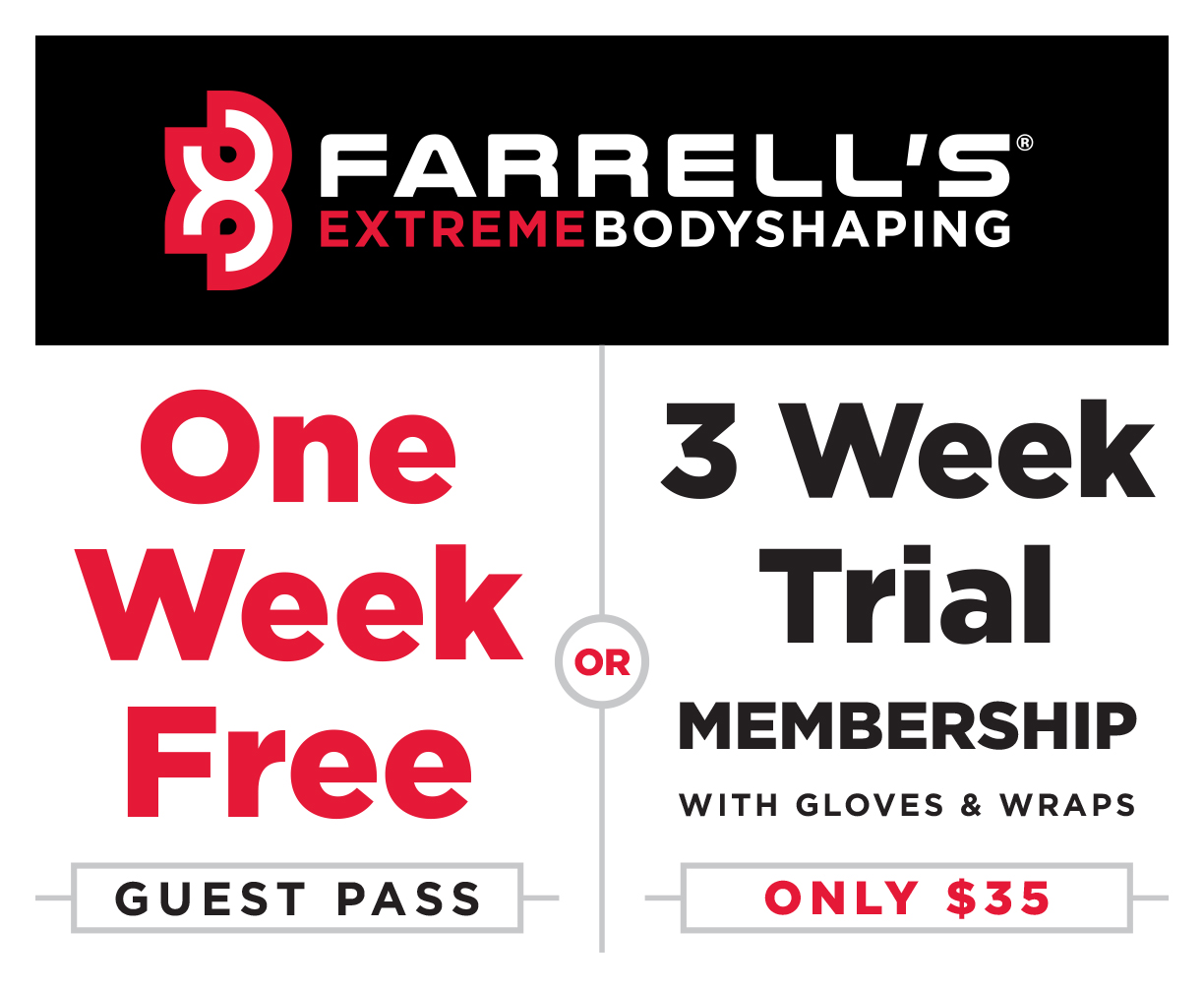 Free Week Offer Farrell's Boot Camp