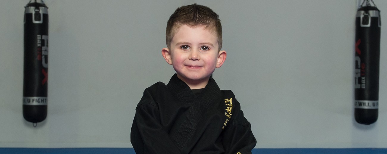 Gordan Fearn Little Ninjas