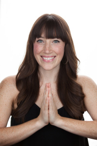 Jasmine De La Paz; Yoga Teacher at Namaste Studios