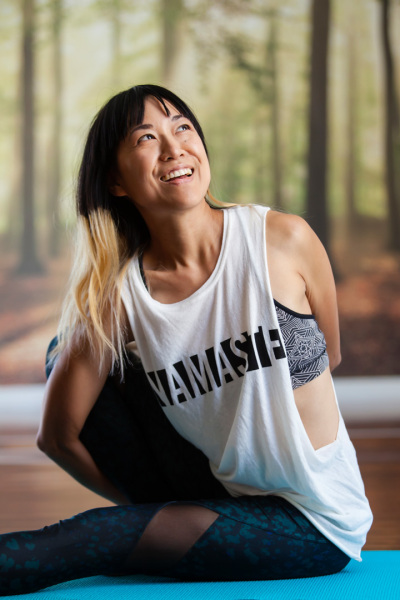 Sondra Sun, Yoga Teacher at Namaste