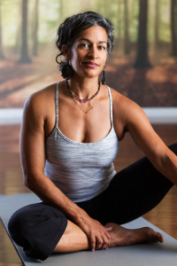 Veronica De Soyza; Yoga Teacher at Namaste Studios
