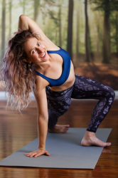Ani Raya-Flores; Yoga Teacher at Namaste Studios