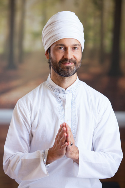 Sat Devbir Singh; Yoga Teacher at Namaste Studios
