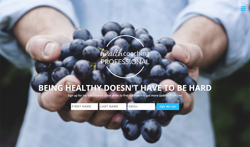 Health Coaching Professional