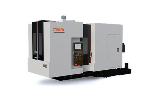 Mazak Horizontal Center Nexus 6000-II | CNC Maching