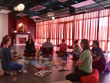 Yoga Teacher Training at Perennial Wisdom Yoga School