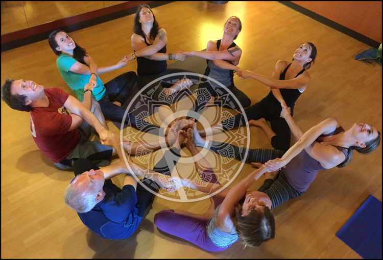 Training at Perennial Wisdom Yoga School in Fitchburg, WI
