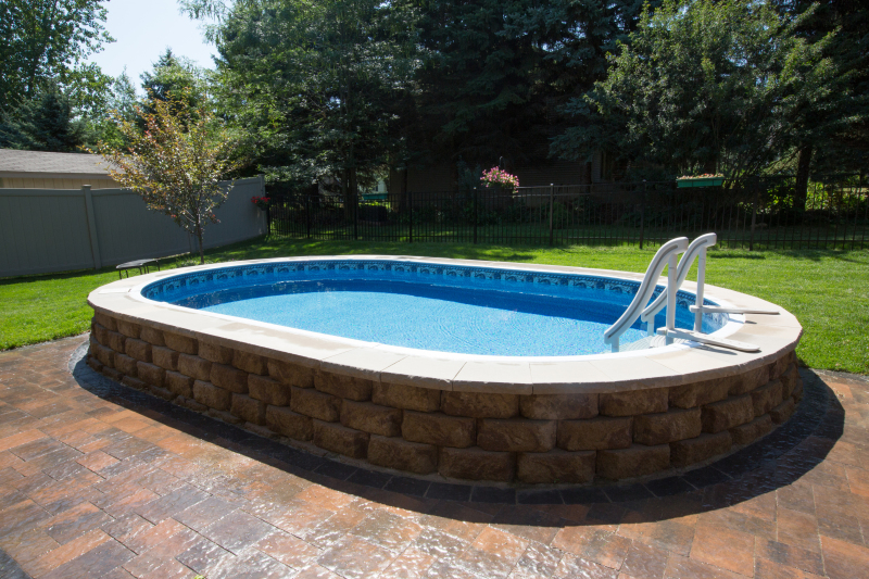 Custom pools gallery pps in oakdale mn - Custom above ground pool ...