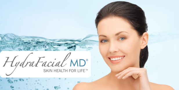 Hydrafacial voted best facial in Rochester