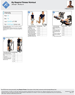 Strength Workout 4