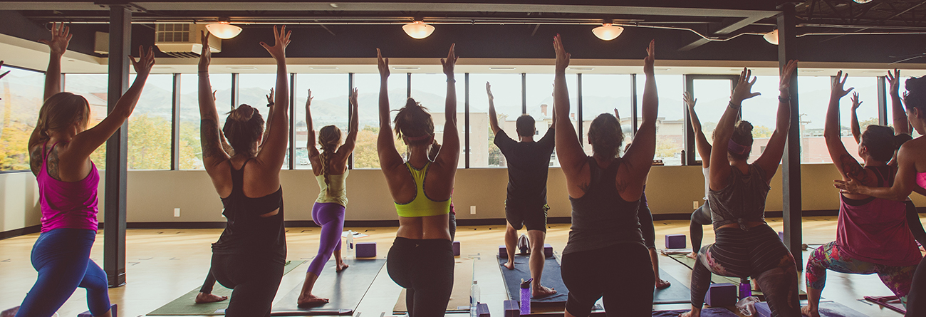 Join Our CommUNITY at Salt Lake Power Yoga