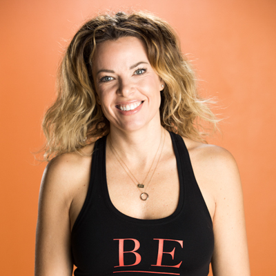 Jen Reuben, Yoga Teacher at Salt Lake Power Yoga
