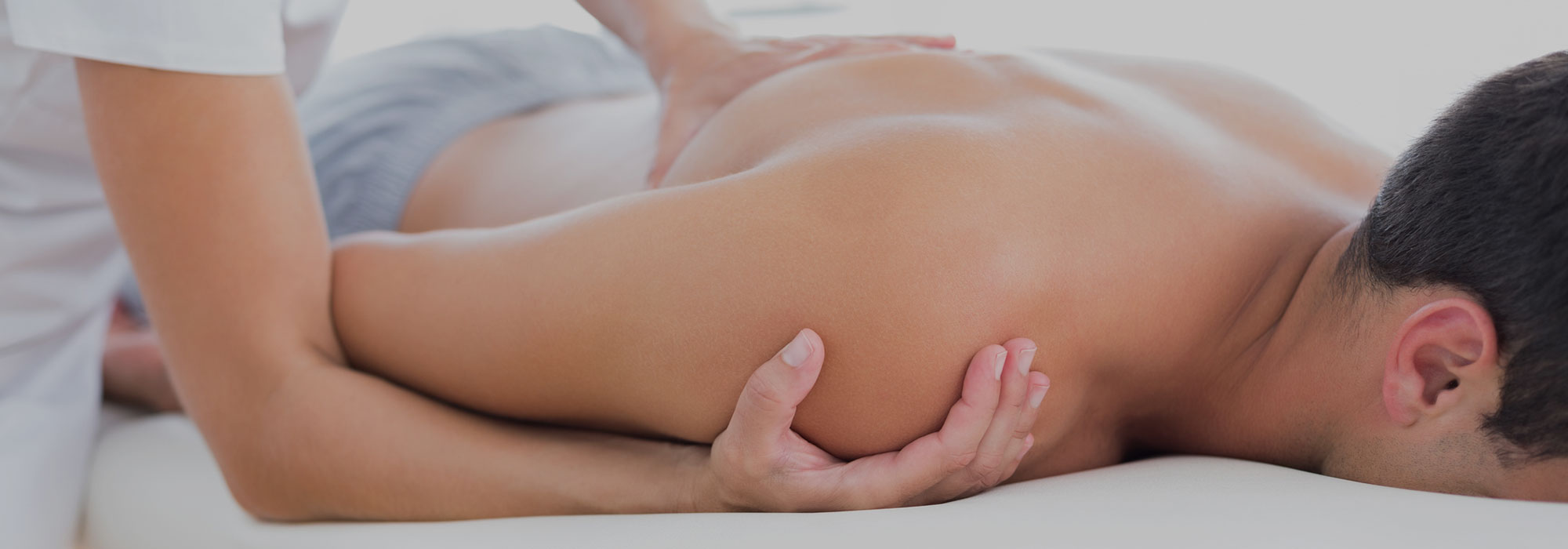 Back Massage at Somatherapy Institute School of Massage
