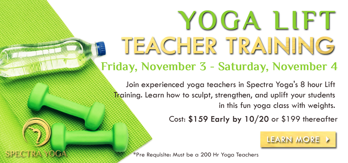 Yoga Life Teacher Training Slider