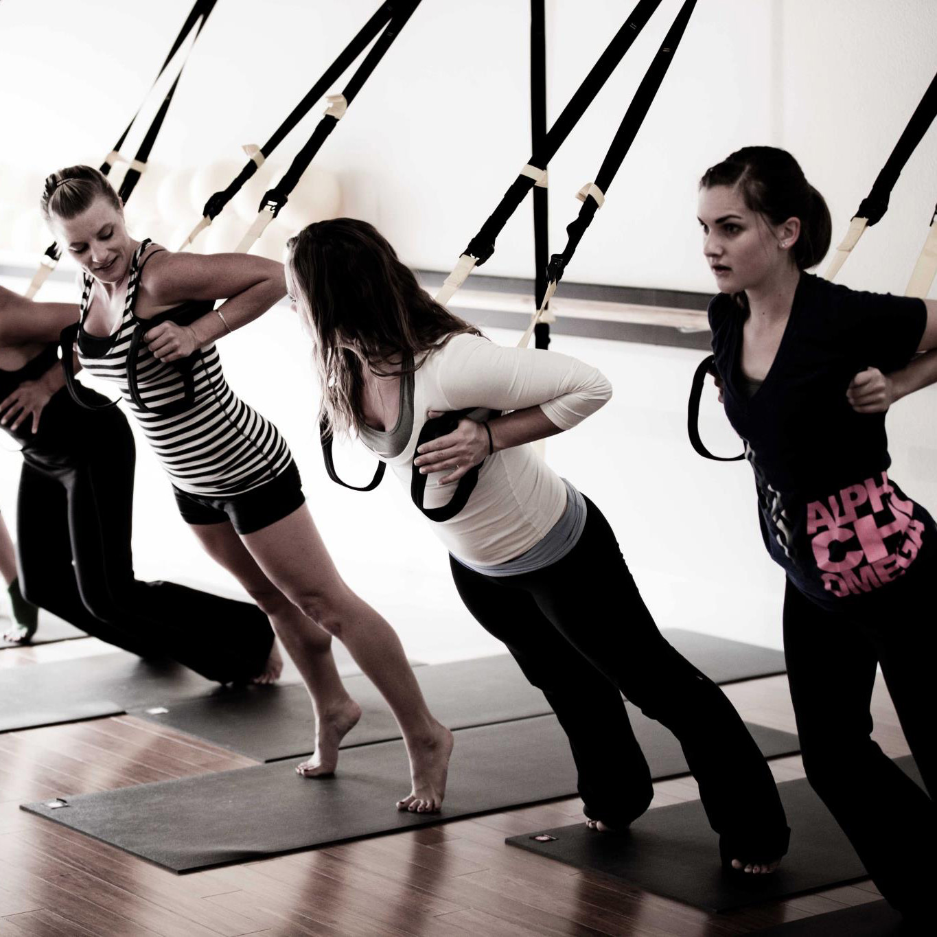 TRX at Spectra Yoga