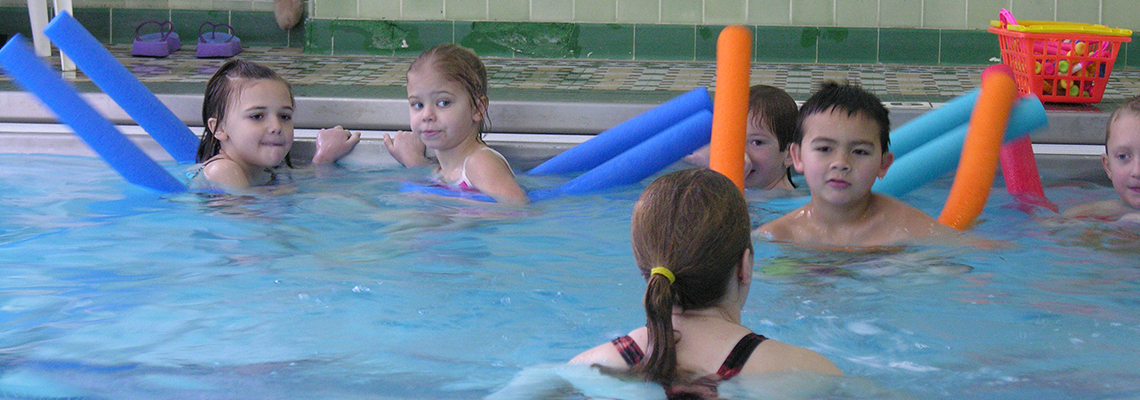 St. Francis Health and Rec Swimming Lessons