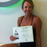 Kerry Mcstay, Studio 6 Fitness Century Club Member