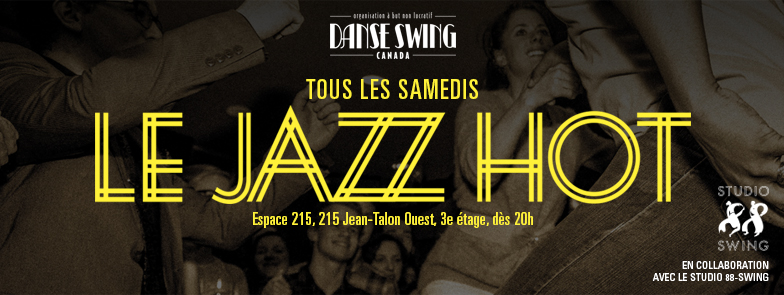 Free Social dancing class at Le Jazz Hot