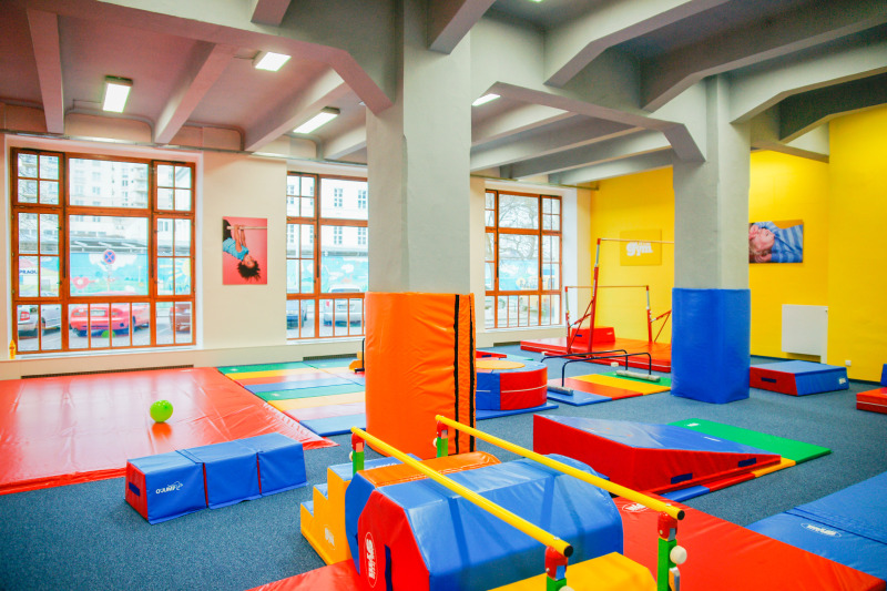Classes, parties and camps for Children | The Little Gym Prague