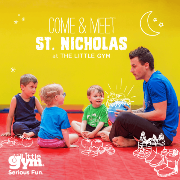 St Nicholas at The Little Gym Wemmel