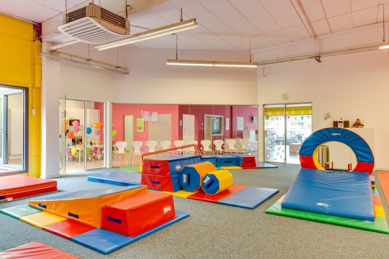 Classes parties and camps for children the little gym